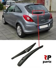 FOR VAUXHALL OPEL CORSA D 06-14 NEW REAR WIPER ARM WITH 300 MM BLADE