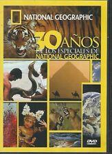 National Geographic 30 anos de los especiales de national geographic