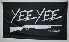 YEE YEE Flag Earl Dibbles Jr Black Flag 3X5FT Banner US Seller
