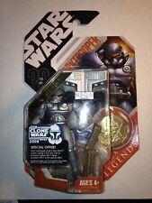 Star Wars 30TH Anniversary Series Darktrooper Fans Choice figure & Gold coin