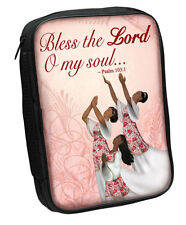 Bible Cover: Dancer ~ Bless the Lord O my soul ~ Psalm 103:1