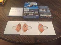 Microsoft Flight Simulator 2002 Professional Edition PC CD-ROM Look Complete PC1