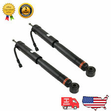 2x Rear Air Suspension Strut Absorbers For Lexus GX470 Toyota Land Cruiser 4.7L