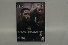 DVD: Der Veteran (Denzel Washington)