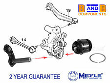 BMW X5 E39 E60 E61 REAR LOWER BALL JOINT & INTEGRAL LINK MEYLE 33326767748 A652
