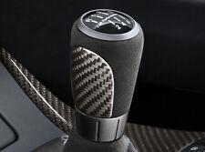 Original BMW 6 Gang M Performance Schaltknauf Carbon mit Alcantara 25112222534