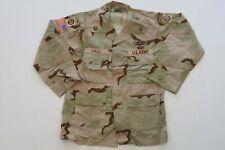 US Army DCU Jacket Shirt Operation Iraqi Freedom 82nd Airborne