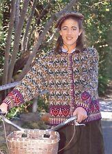 Katie Swanson Kestrel Cardigan Kit - Jamieson's Shetland Spindrift Yarn