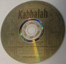 NEW Kabbalah CD, 24+ book Zohar 72 Names of God  Mystic