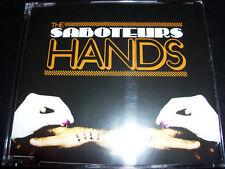 Saboteurs / Racontuers Hands Australian CD E.P White Stripes - NEW
