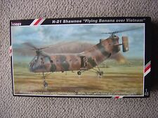 "Special Hobby 1/48 Piasecki H-21 Shawnee (""Flying Banana"")"
