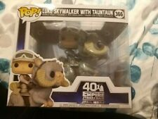 Funko Pop! Luke Skywalker with Tauntaun Star Wars 40th Anniversary #366