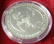 10 EUR 2002 F - Übergang zur Währungsunion - Einführung des Euro, PP, Jg 490