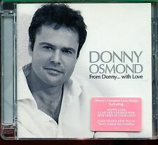 Donny Osmond / From Donny...With Love - MINT