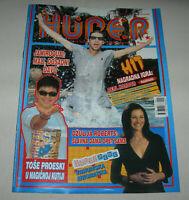 Jamiroquai ABBA - HUPER - Yugoslavian October 2000 ULTRA RARE