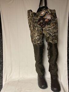 Drake Guardian Elite 1600 Breathable Wader Size 10 Short/slim