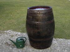Regentonne Wasserfass 550L Holzfass Weinfass Eichenfass