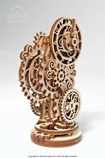 UGEARS STEAMPUNK UHR, 3D Puzzle, Holzmodell,