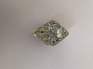 William Morris Trinket Box