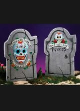 Mexican Day Of The Dead Prop Tombstone