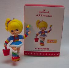 RAINBOW BRITE Hallmark Keepsake CHRISTMAS ORNAMENT 2016