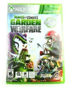 Plants vs. Zombies: Garden Warfare XBox 360 NEW & Sealed
