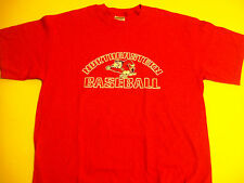 NORTHEASTERN UNIVERSITY HUSKIES BASEBALL TEAM MEDIUM NEW T-SHIRT - FREE SHIP!