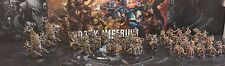 GRAND MORT Garde Armée Chaos Space Marines Pro Painted Made To Order