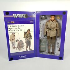 Elite Force WW2 US Army Radio Operator Sgt Sparky Parsons Articulated 1/6 Figure