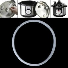 Silicone Rubber 22cm Gasket Sealing Ring For Electric Pressure Cooker Parts 5-6L
