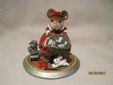 Wee Forest Folk LE Annette's Tiny Treasures Mouse Expo Special Only 80 - 2014
