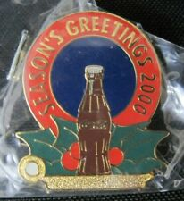 COCA COLA MUSIC Bottle Top Lid MINT Vintage Enamel METAL PIN BADGE Pins COKE
