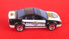Special Edition 2003 of Mattel Black Police Car 2001 Matchbox Sheriff 102 - 1:64