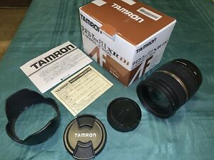Tamron A09 SP 28-75mm F/2.8 XR Di LD Aspherical Lens for Pentax K