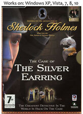 Sherlock Holmes: Secret of the Silver Earring PC Game