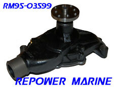 Circulation Water Pump for 4.3L, 5.0L, 5.7L V6 & V8 Mercrusier, Volvo Penta, OMC
