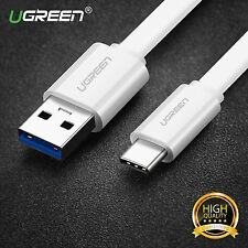 Ugreen USB-C Type C 3.1 to USB 3.0 Fast Charging Cable For Mac Nexus 6P 5X LG G6