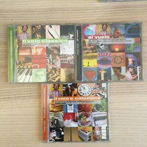 Fabio Volo - Lotto 3 x CD Album - Nun 2003 - fuori catalogo - RARI !