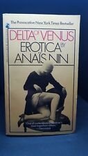 Delta of Venus; Erotica: Anaïs Nin (1991, Pocket Books Paperback) E-90