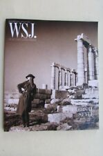 Magazine - WSJ. - The Wall Street Journal Magazine - The Mythic Beauty of Greece