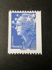 FRANCE 2008 TIMBRE 4241, ROULETTE MARIANNE BEAUJARD neuf**, MNH