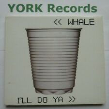 WHALE - I'll Do Ya - Excellent Condition CD Single Hut HUTD651