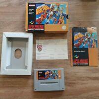 World League Basketball - Complete Super Nintendo Entertainment System SNES PAL