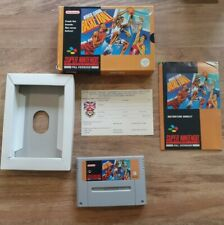 World League Basketball - Complete Super Nintendo Entertainment System SNES PAL