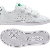Adidas Kids Shoes Running Boys Girls VS Advantage Clean Casual Fashion AW4880