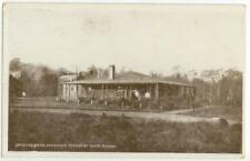 c1917 WWI Egham England Canadian Forestry Camp Officers Mess