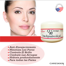 Crema Q10 La Original Sensitive Skin Anti-Aging Wrinkle Realmente