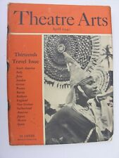More details for theatre arts monthly april 1940 ollantay kukeri wau png voladores travel issue