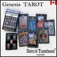 classic tarot cards deck rare vintage major arcana oracle book guide collectible