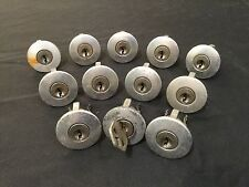 Locksmith Kiwkset Tylo KIK Cylinders, set of 12
